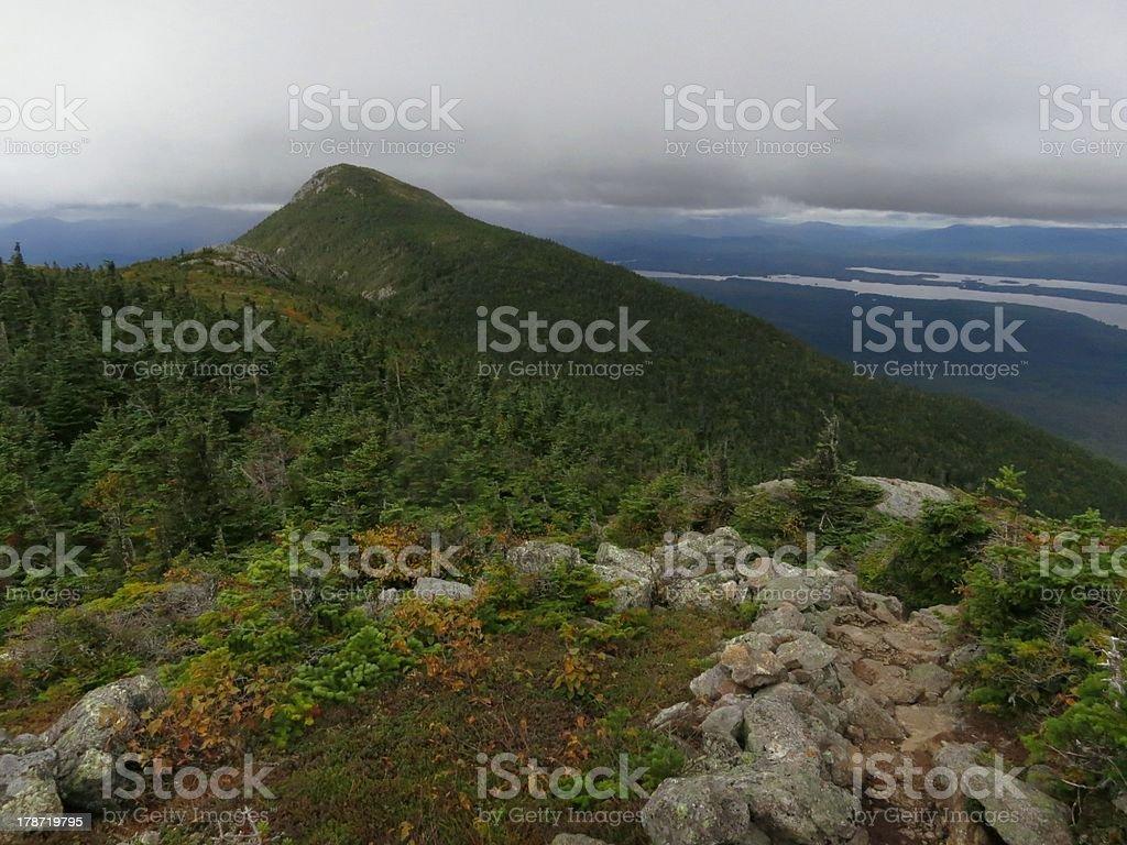 Avery Peak stock photo