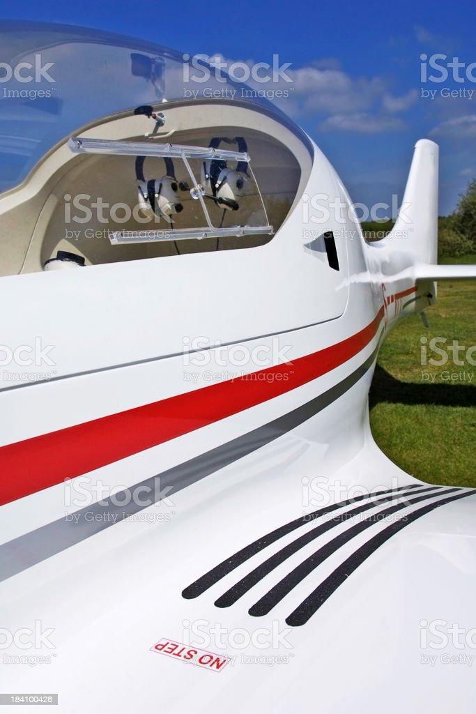 Aviation royalty-free stock photo