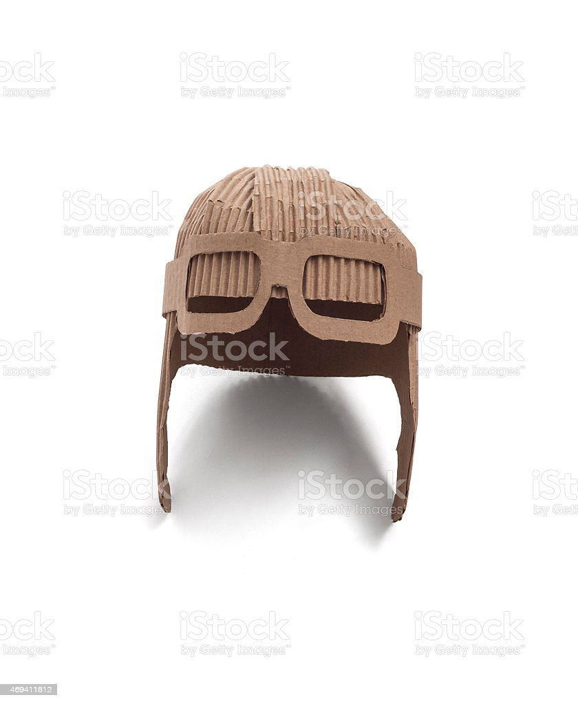aviator hat stock photo