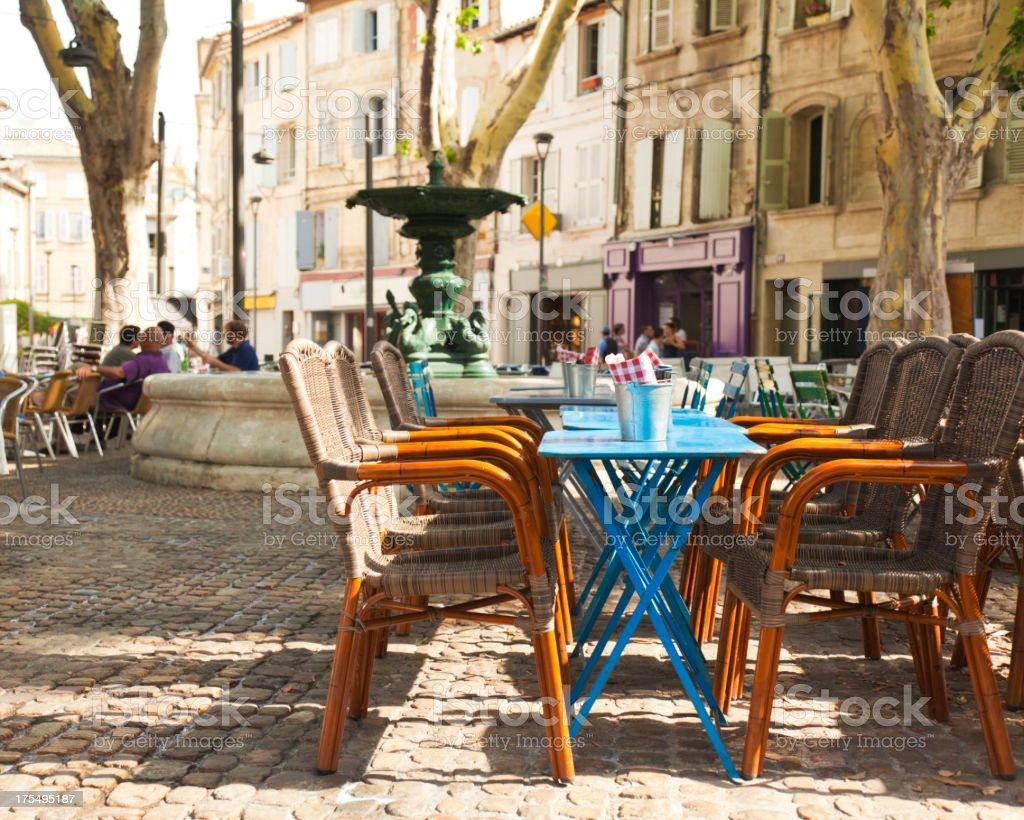 Avignon, Provence, France stock photo