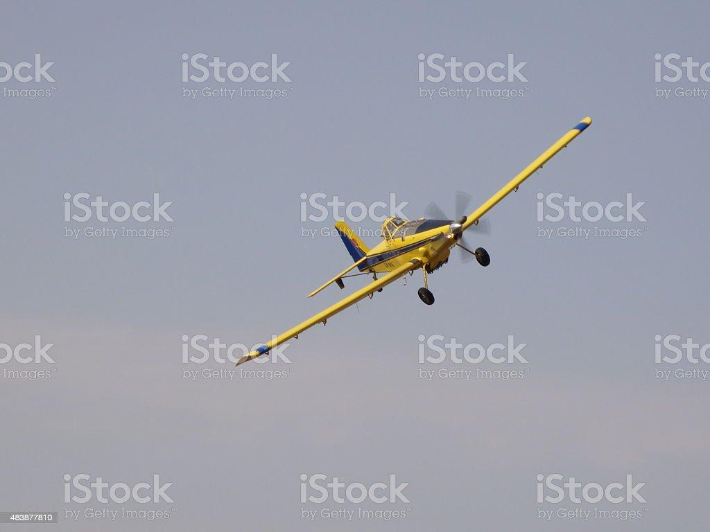 Avioneta stock photo