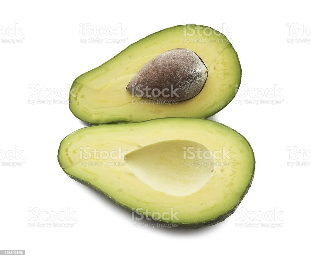 Avocado royalty-free stock photo