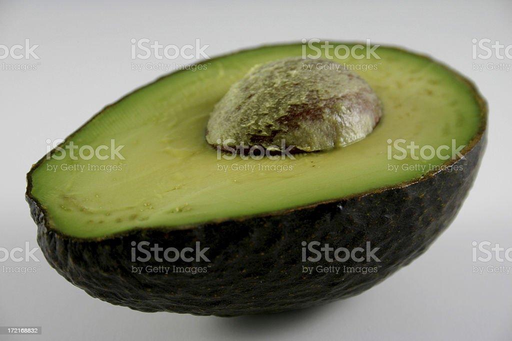 avocado study 1 of 4. stock photo