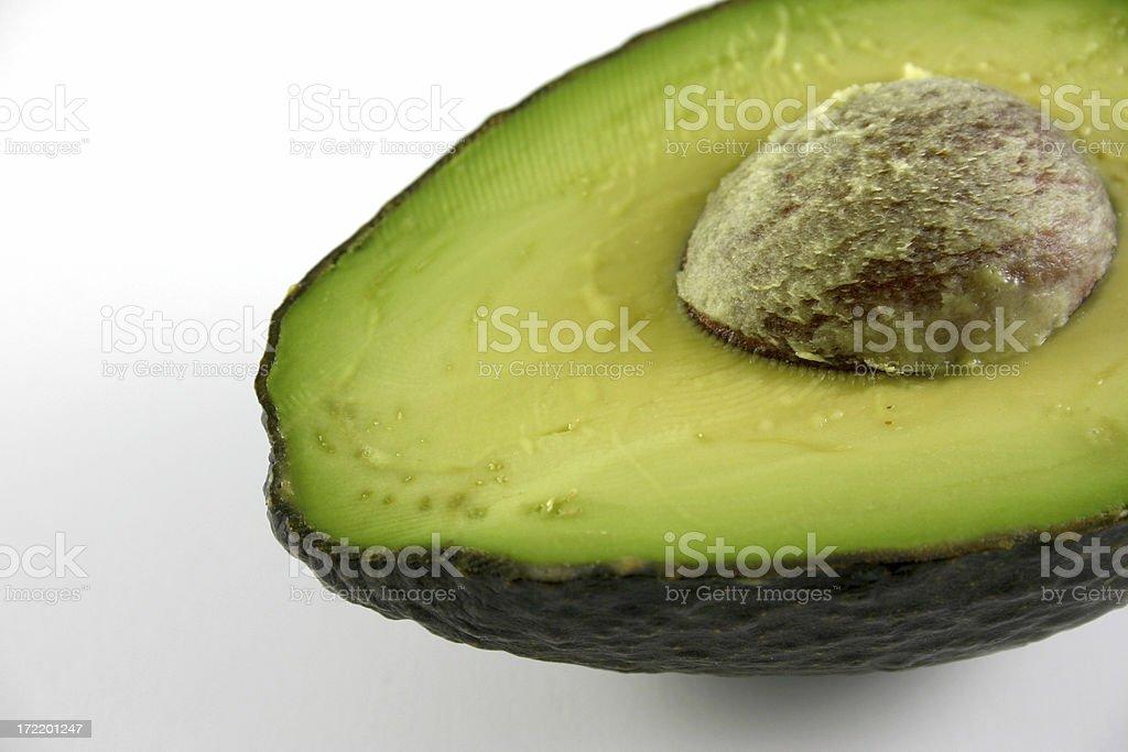 avocado study 4 of 4. stock photo