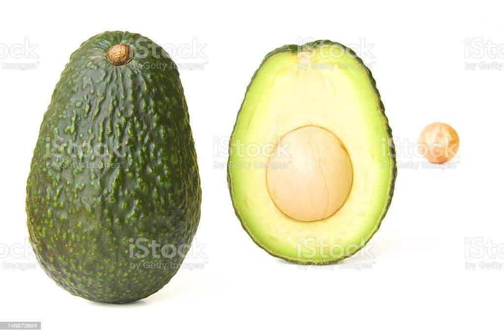 Avocados Lizenzfreies stock-foto