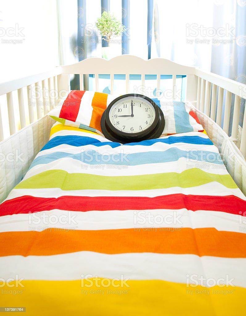 Awaiting baby royalty-free stock photo