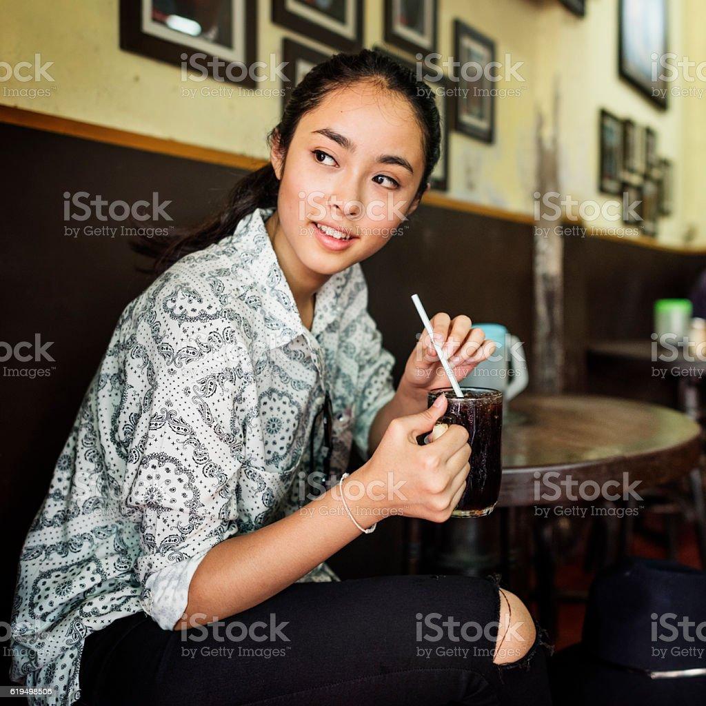 Awakening Coffee Break Caffeine Leisure Beverage Concept stock photo