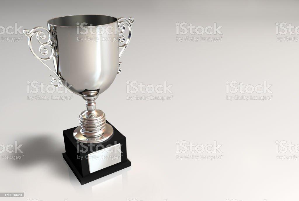 Award Cup 001 royalty-free stock photo