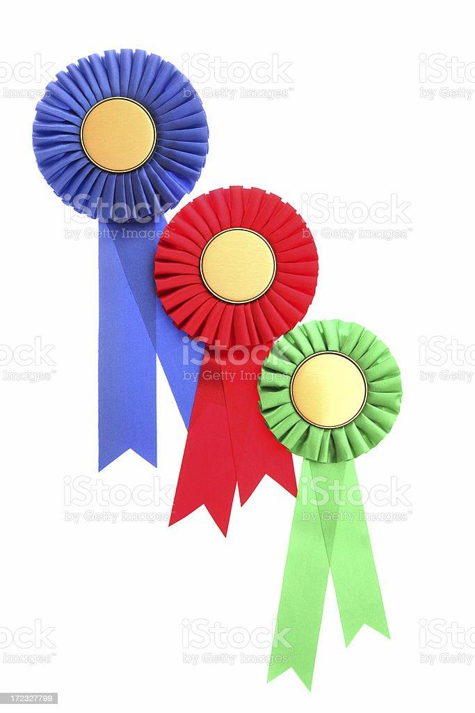 Awards royalty-free stock photo