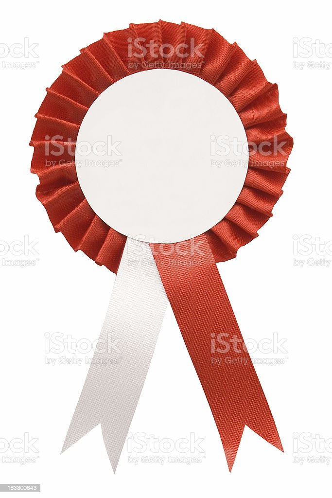 Awards ( isolated ) royalty-free stock photo