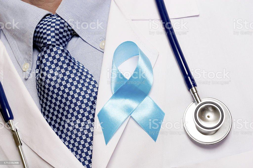 Awareness ribbon royalty-free stock photo