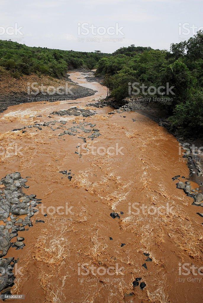 Awash National Park (Ethiopia) stock photo