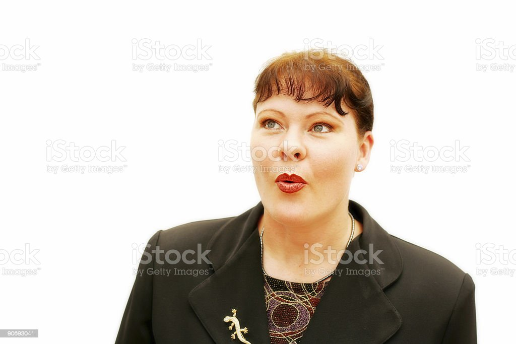 Awe stock photo