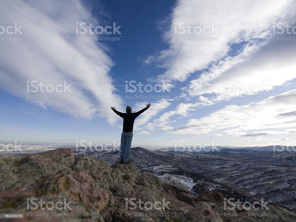 Awesome Moment stock photo