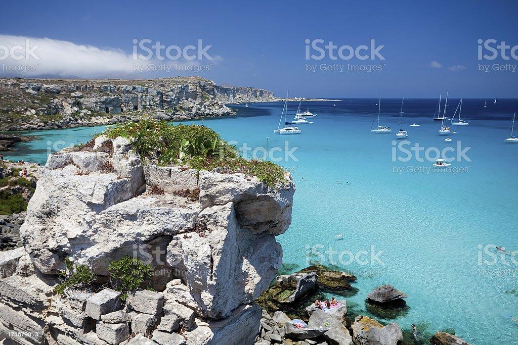 Awesome seascape XXXL royalty-free stock photo
