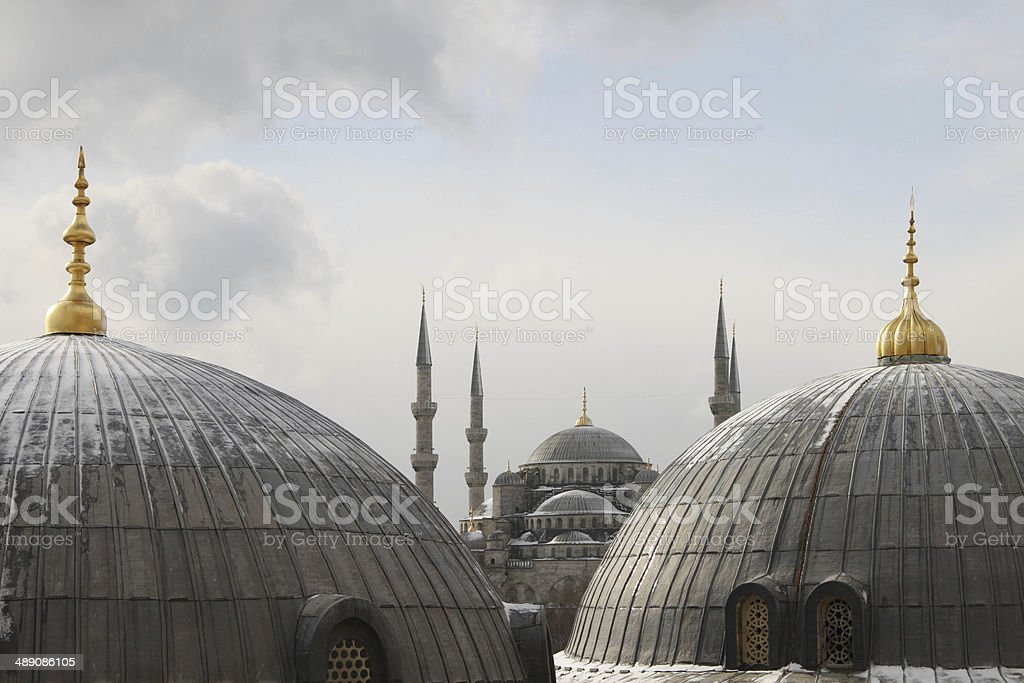 Aya Sofya, Istanbul, Turkey stock photo