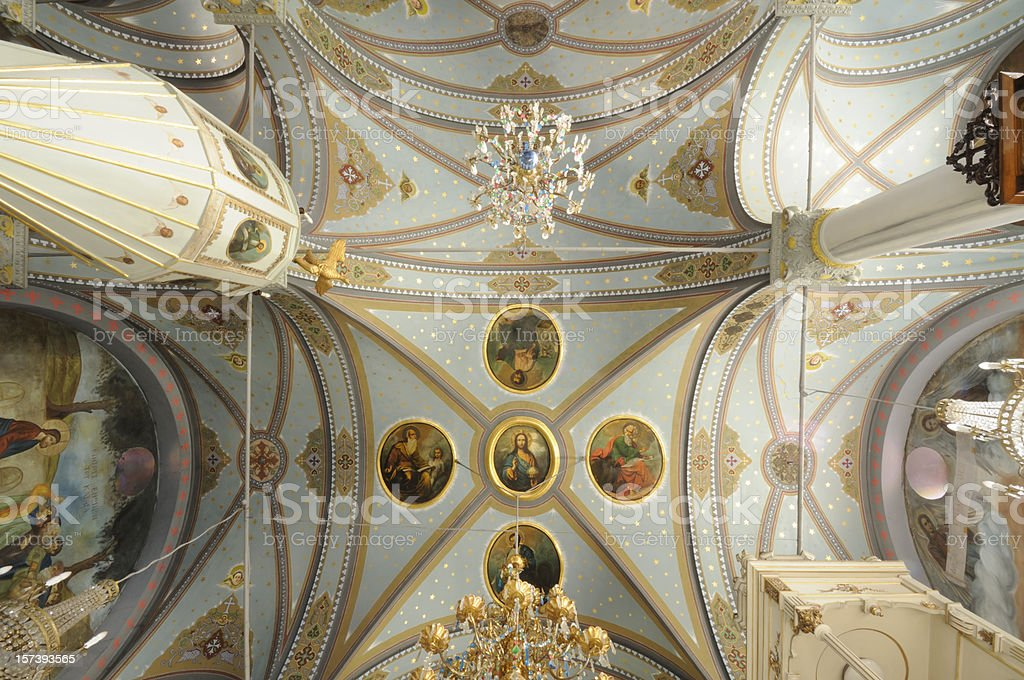 Aya Yorgi Church / Istanbul stock photo