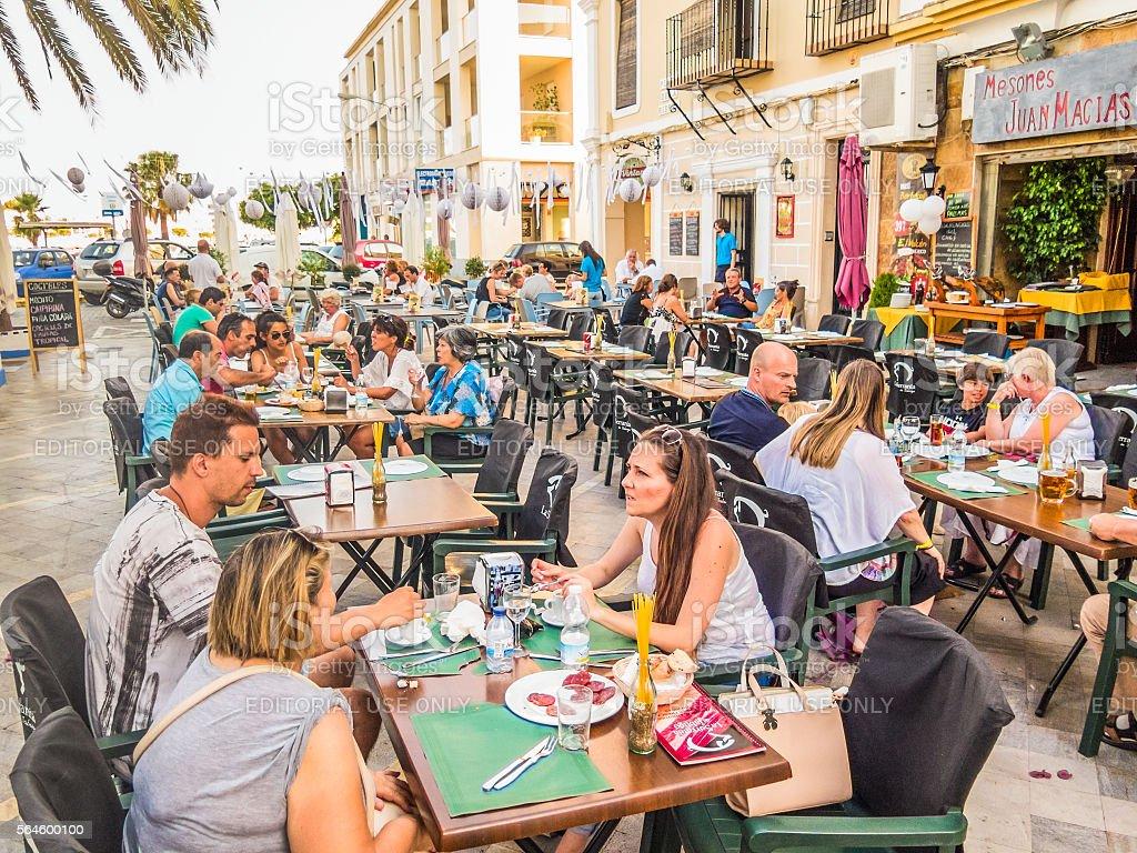Ayamonte, Andalucia, Spain stock photo