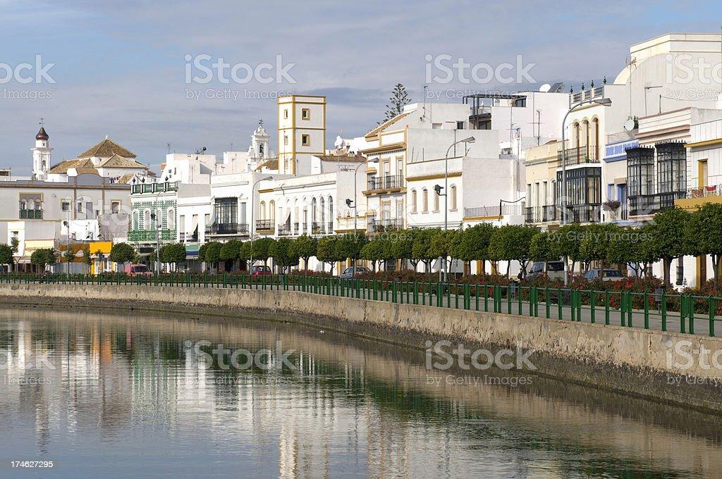 Ayamonte, Huelva royalty-free stock photo