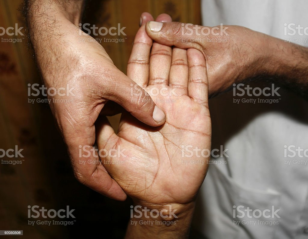 ayurveda stock photo