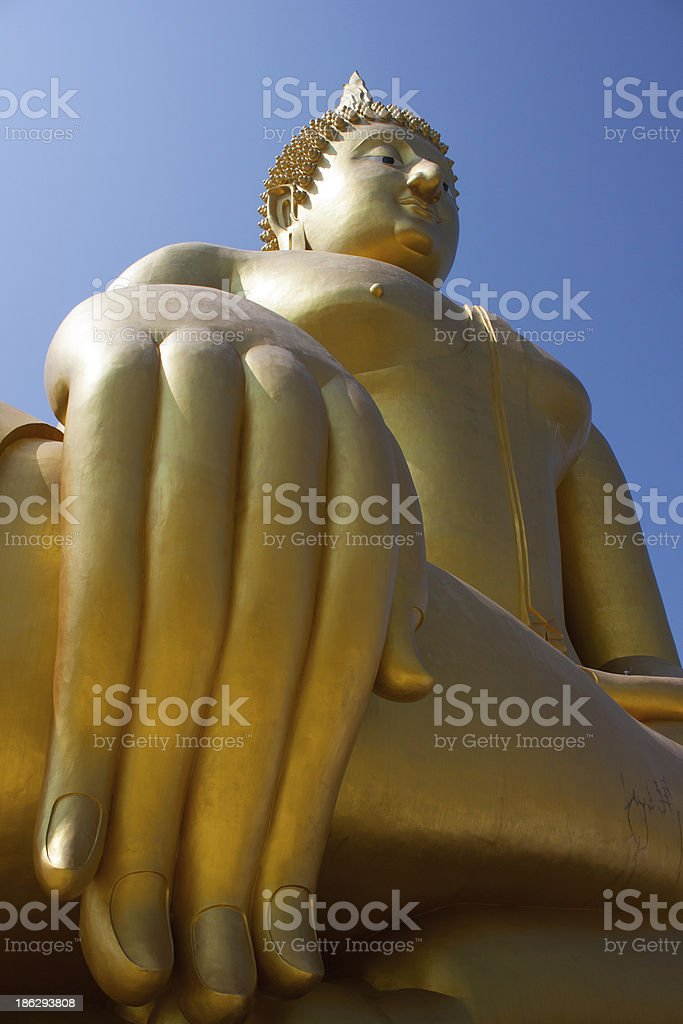 Ayutthaya royalty-free stock photo