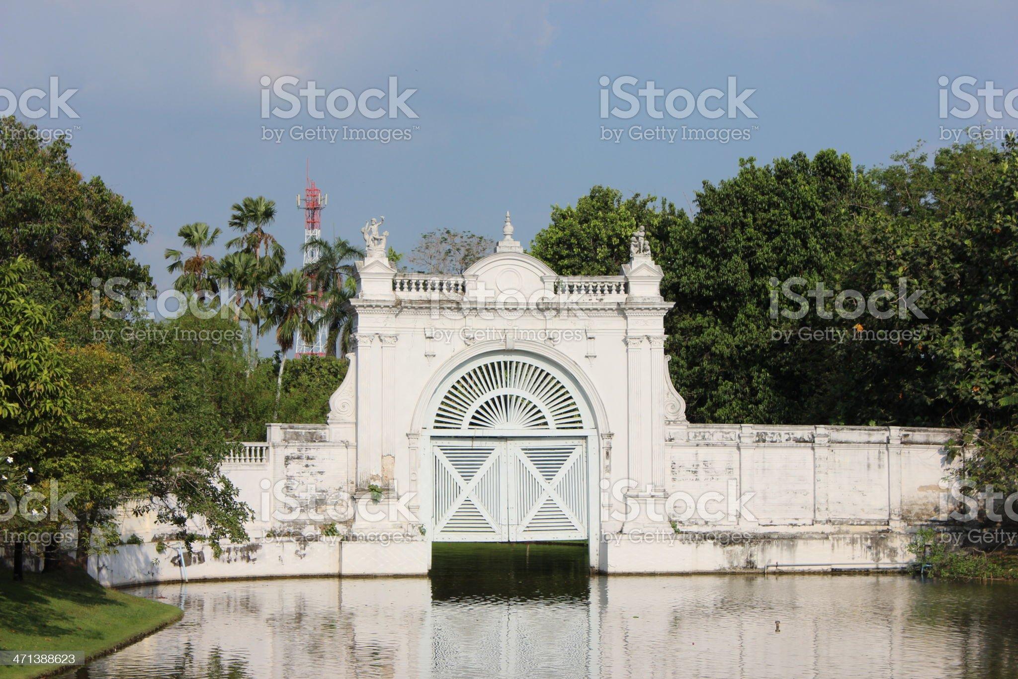 Ayutthaya, Thailand royalty-free stock photo