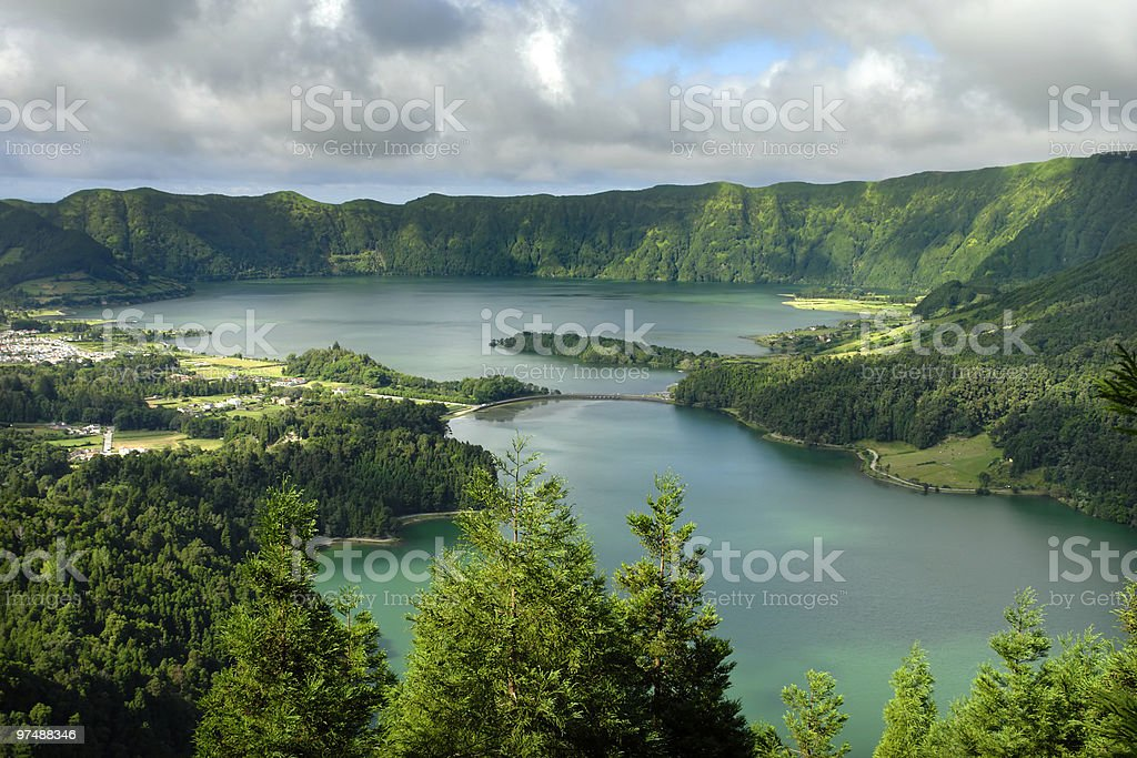 azores royalty-free stock photo