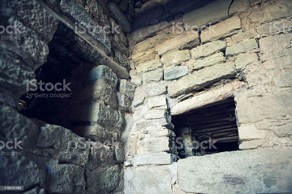 Aztec Ruins National Monument royalty-free stock photo