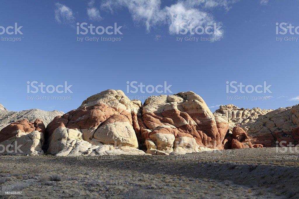 Aztec Sandstone royalty-free stock photo