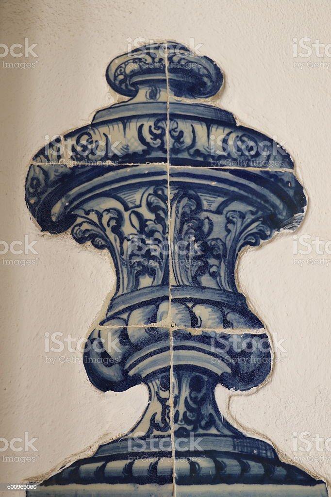 Azulejos stock photo
