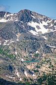 Azure Lake at Rocky Mountain National Park