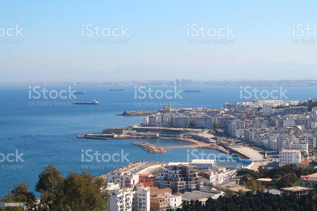 Bab El Oued ? Alger, Alg?rie stock photo
