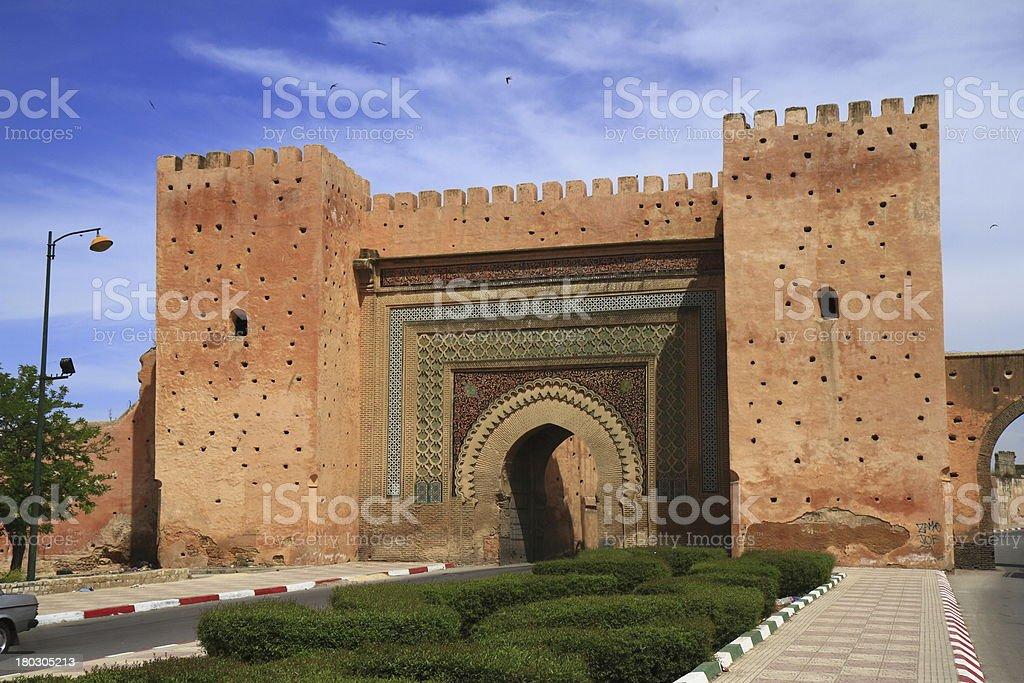 Bab el-Khemis royalty-free stock photo