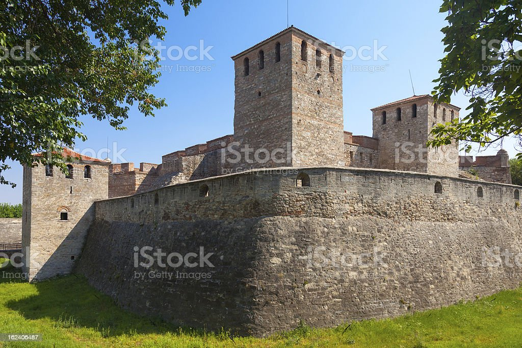 Baba Vida Fortress royalty-free stock photo