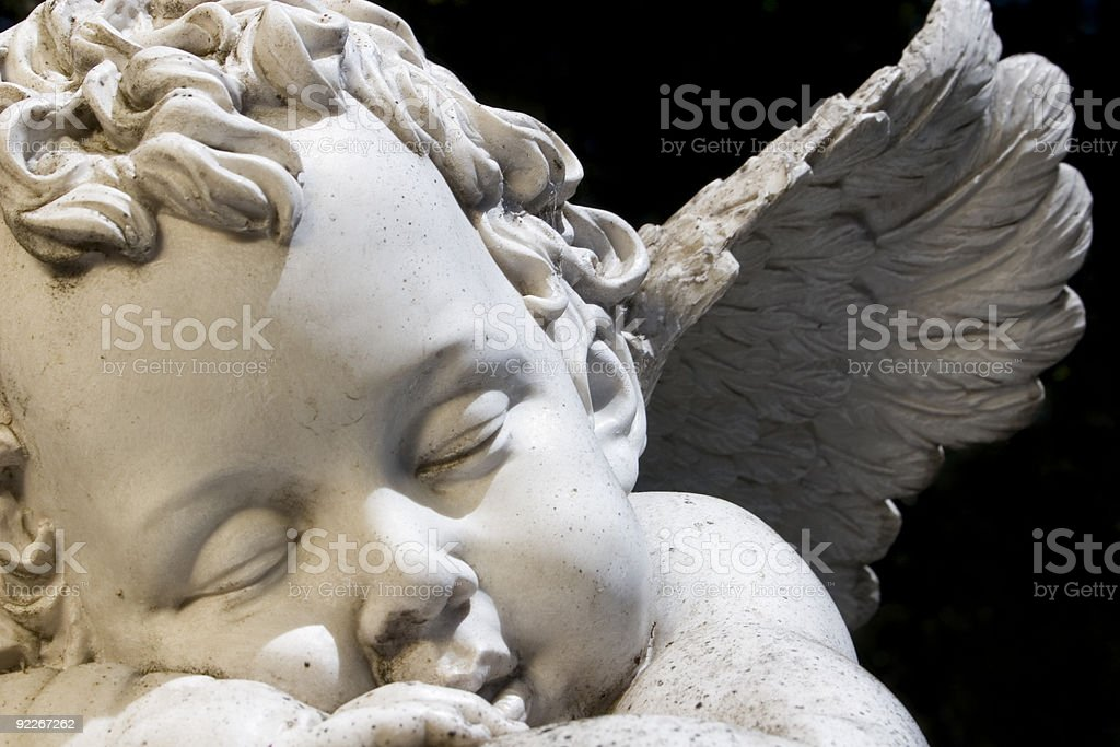 Baby Angel royalty-free stock photo
