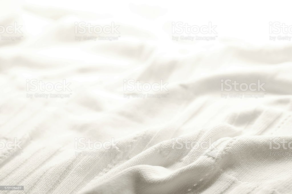 Baby Blanket Background stock photo