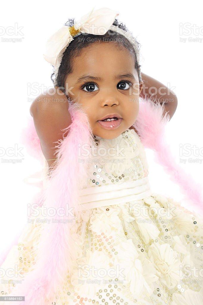 Baby Boa Beauty stock photo