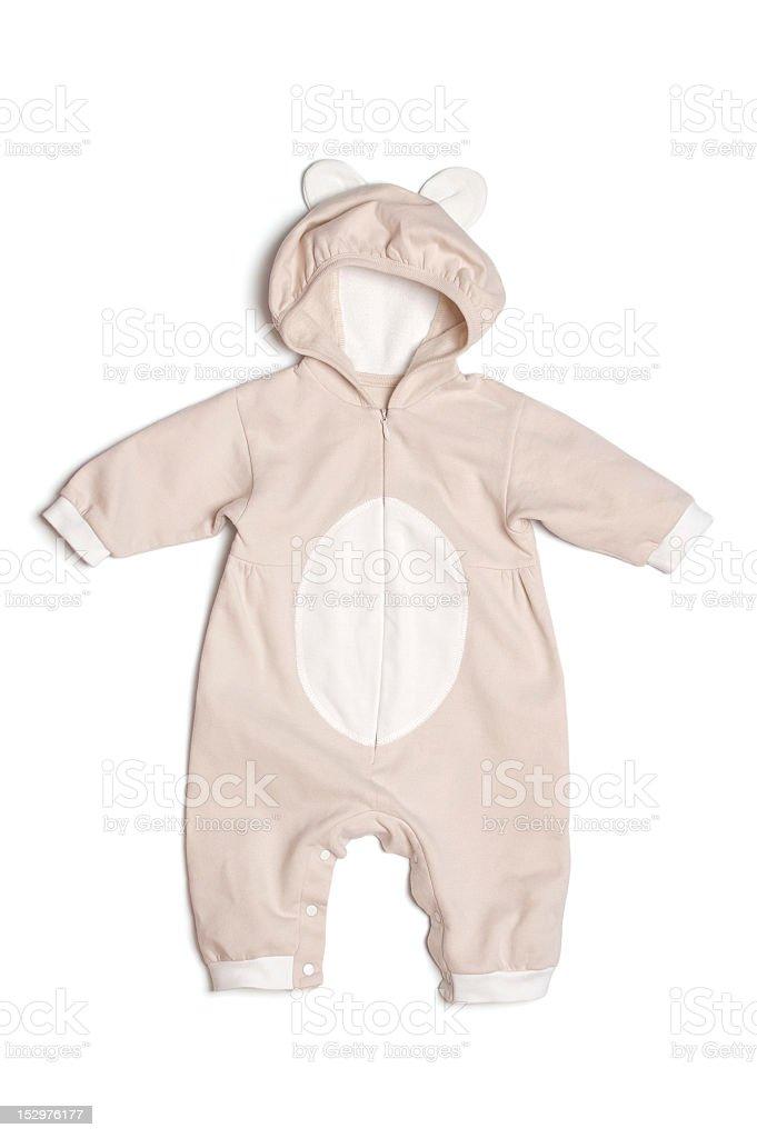 Baby bodysuit stock photo