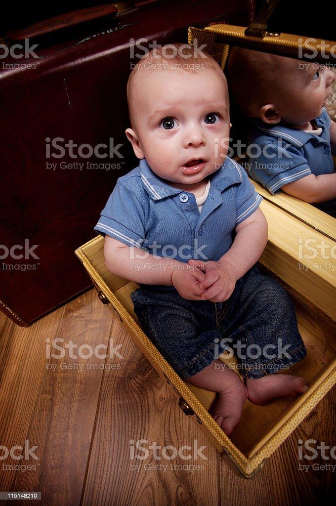 baby boy portraits royalty-free stock photo
