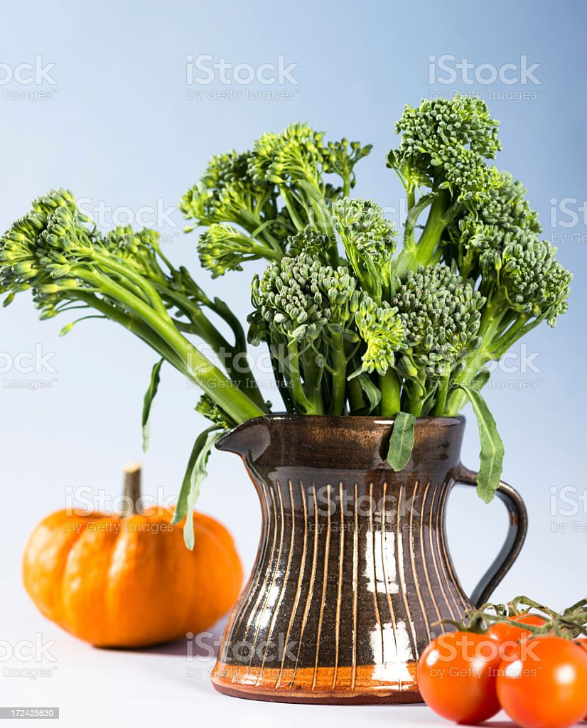 baby broccoli royalty-free stock photo