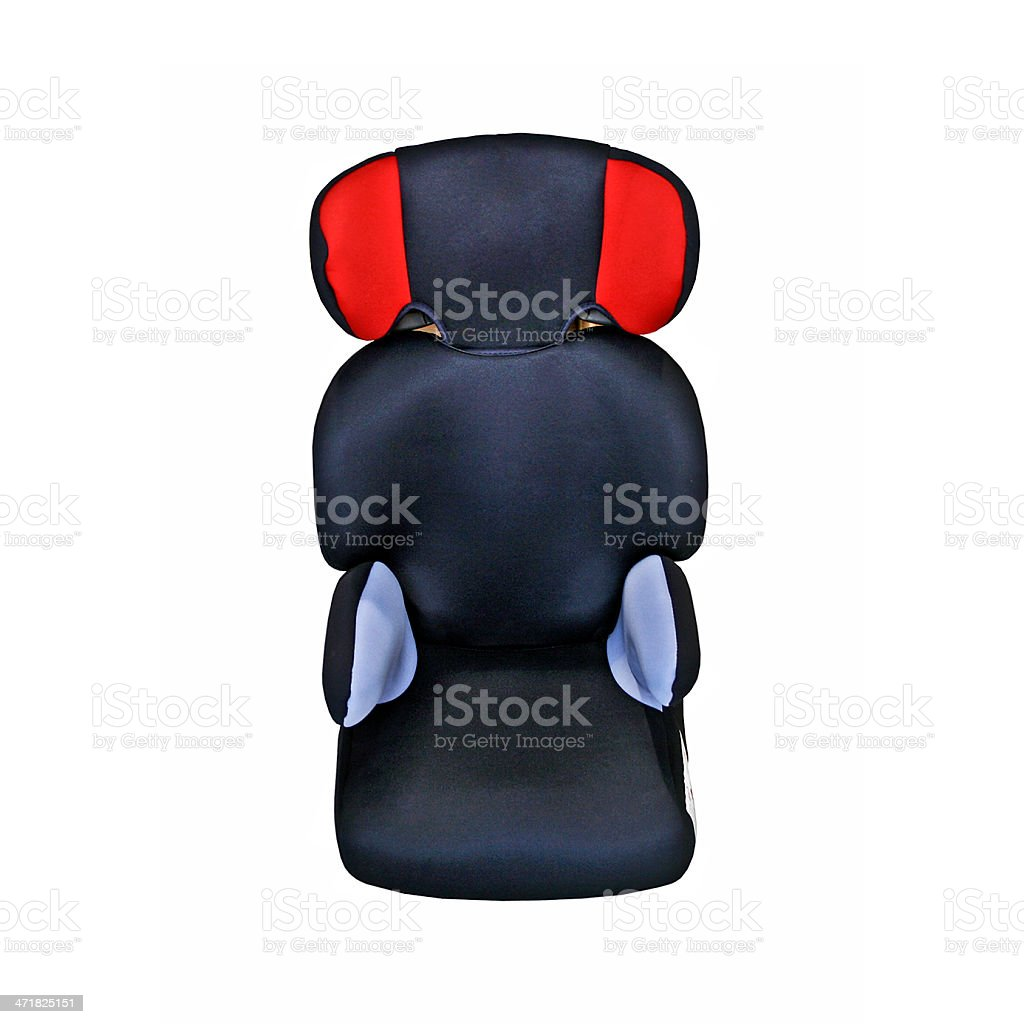 Baby car seat royalty-free stock photo