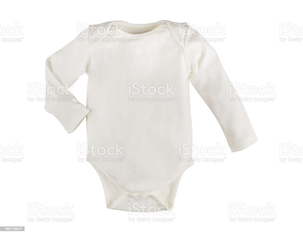 Baby Clothes (Click for more) royalty-free stock photo