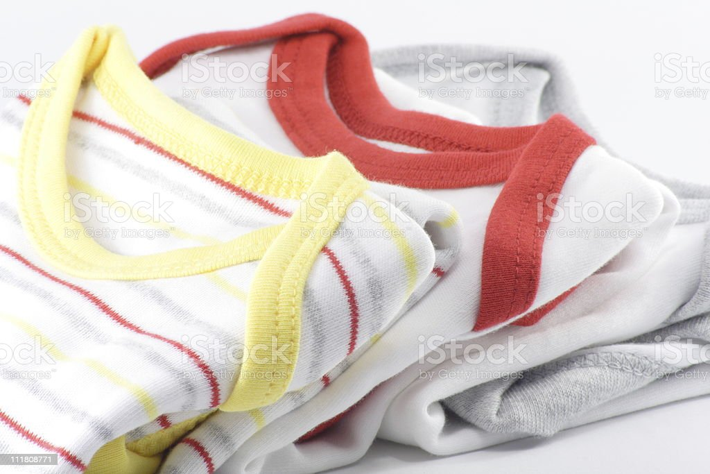 baby clothing royalty-free stock photo