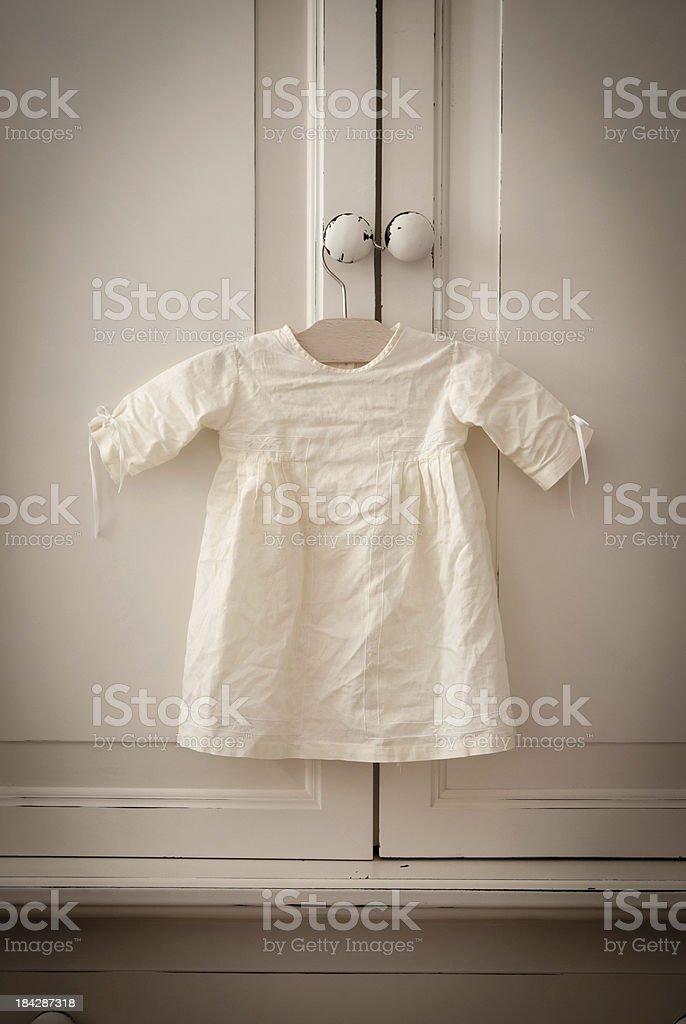 Baby clothing stock photo