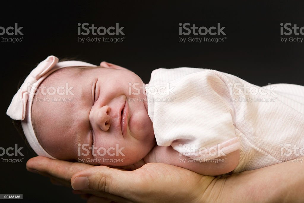 Baby Emotions royalty-free stock photo