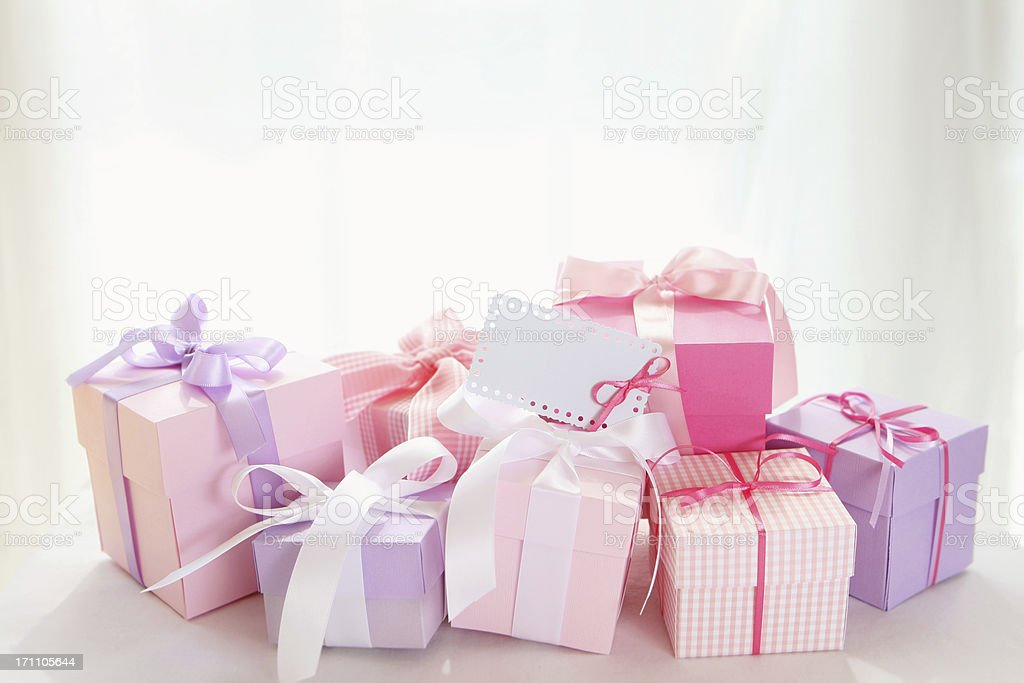 baby girl party royalty-free stock photo