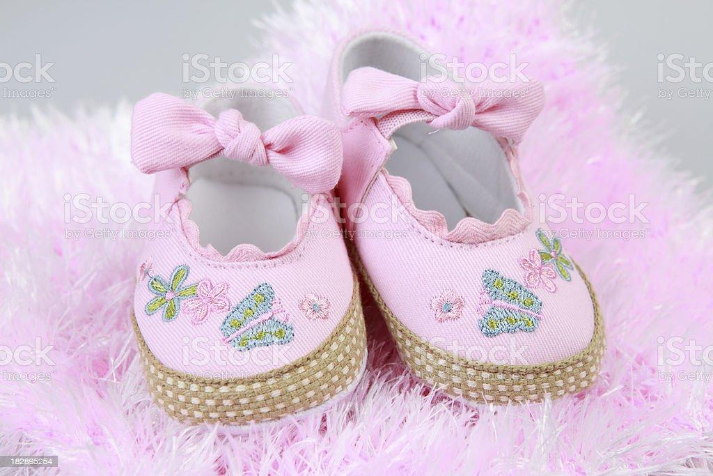 Baby Girls royalty-free stock photo