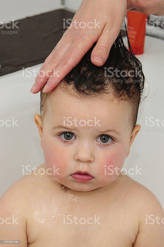 Baby In A Bathtub stock photo 177707740 | iStock