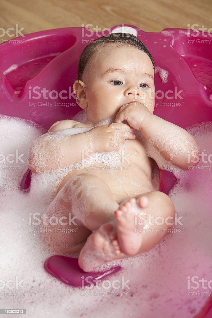 Baby In Bathtub stock photo 182800213 | iStock