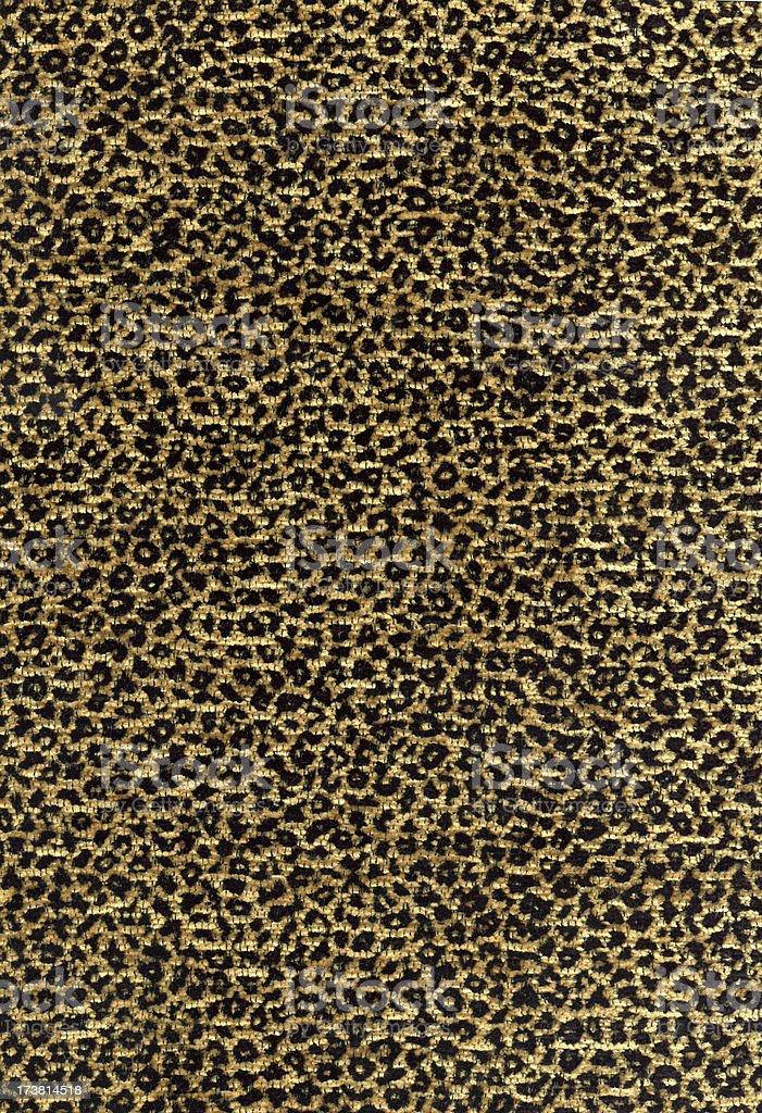Baby Leopard Skin Fabric stock photo